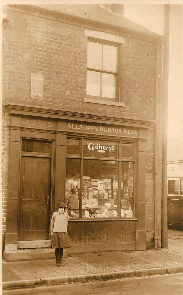 Herbert Stretton's Shop